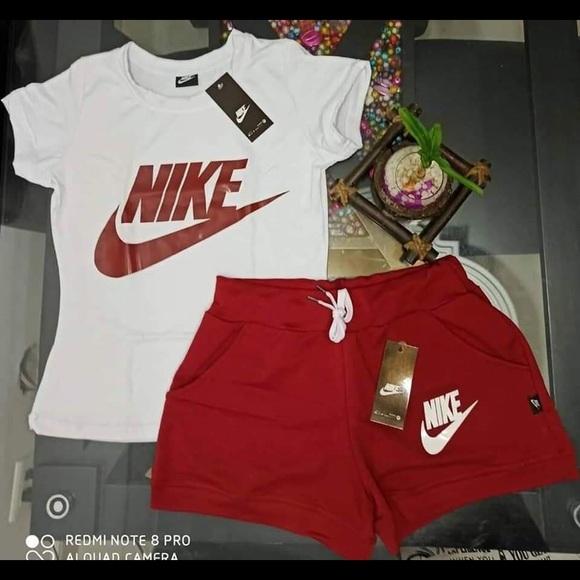 Nike Shorts   Women Nike Short Set